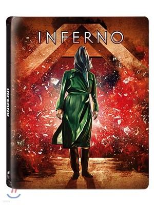 인페르노 (2Disc 팝아트 스틸북 한정판) : 블루레이