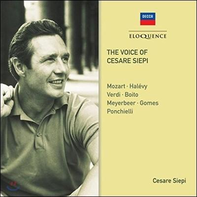 체사레 시에피 오페라 아리아집 (The Voice Of Cesare Siepi)