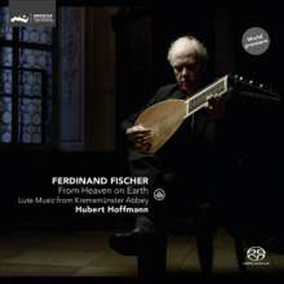피셔: 류트 작품집 (Fischer: Works for Lute) (SACD Hybrid) - Hubert Hoffmann