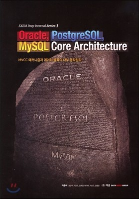 Oracle, PostgreSQL, MySQL Core Architecture