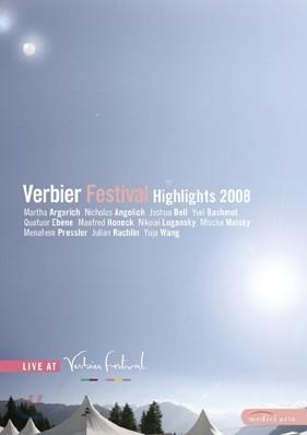 2008년 스위스 베르비에 페스티벌 (Verbier Festival - Highlights 2008)
