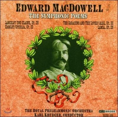 Karl Krueger 에드워드 맥도웰: 교향시 (Edward McDowell: The Symphonic Poems) 칼 크뤼거, 로열 필하모닉 오케스트라