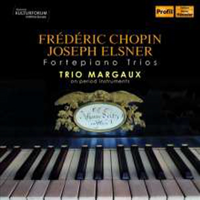 엘스너 & 쇼팽: 피아노 삼중주 (Elsner & Chopin: Piano Trios) - Trio Margaux