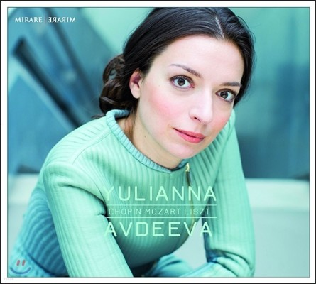 Yulianna Avdeeva 율리안나 아브데예바 - 쇼팽: 환상곡 / 모차르트: 피아노 소나타 6번 / 리스트: 단테 소나타 외 (Chopin / Mozart / Liszt)