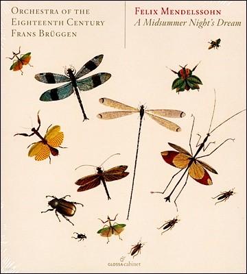 Frans Bruggen 멘델스존: 한 여름밤의 꿈 (Mendelssohn: A Midsummer Night's Dream)