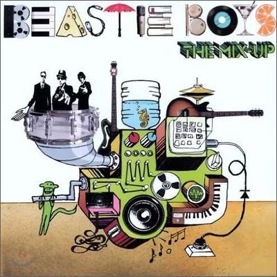 Beastie Boys (비스티 보이즈) - Mix-Up [LP]
