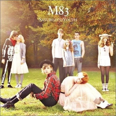 M83 - Saturday=Youth (Limited Edition)
