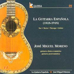 (1818-1918) : Jose Miguel Moreno