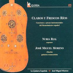 Claros Y Frescos Rios : Nuria RialㆍJose Miguel Moreno
