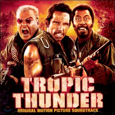 트로픽 썬더 영화음악 (Tropic Thunder OST)