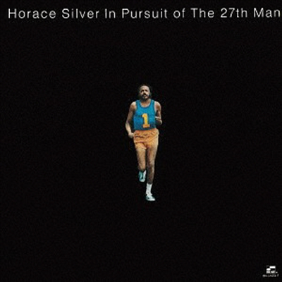 Horace Silver - In Pursuit Of The 27th Man (Remastered)(일본반)