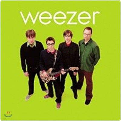 Weezer (위저) - Green Album [LP]