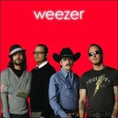 Weezer (위저) - Red Album [LP]