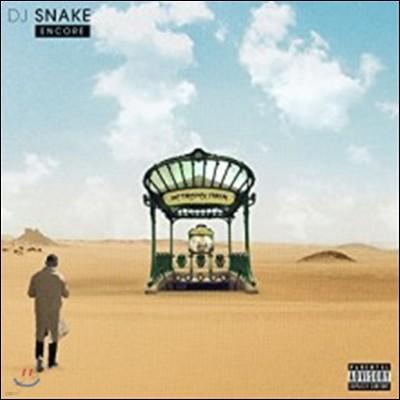 DJ Snake (디제이 스네이크) - Encore [2LP]