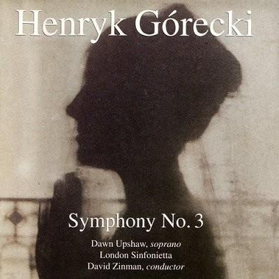 Dawn Upshaw 고레츠키: 교향곡 3번 '슬픔의 노래' (Gorecki: Symphony No.3)
