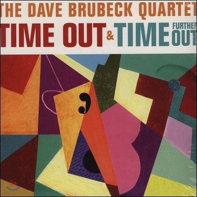 Dave Brubeck (데이브 브루벡) - Time Out / Time Further Out [2LP]