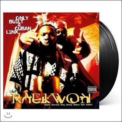 Raekwon (랙원) - Only Built 4 Cuban Linx [2LP]