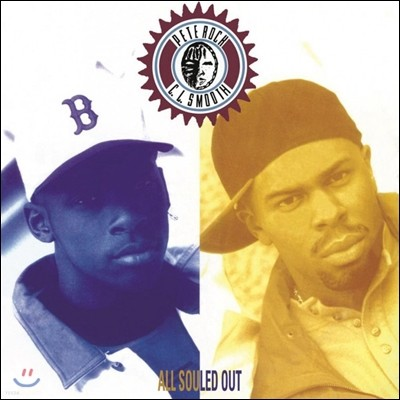 Pete Rock & C.L. Smooth (피트락 앤 씨엘스무스) - All Souled Out [LP]