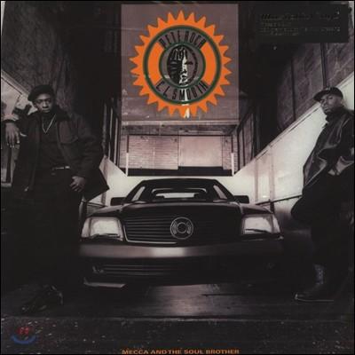 Pete Rock & C.L. Smooth (피트락 앤 씨엘스무스) - Mecca & The Soul Brother [2LP]