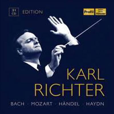 칼 리히터 에디션 (Karl Richter Edition) (31CD Boxset) - Karl Richter