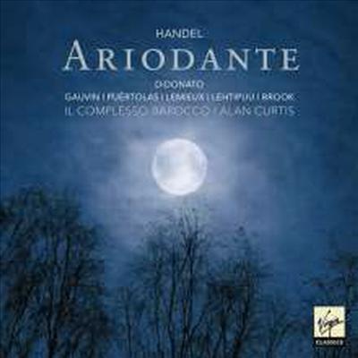 헨델: 오페라 '아리오단테' (Handel: Opera 'Ariodante') (3CD) - Alan Curtis