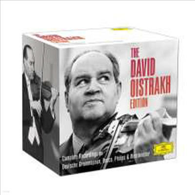 오이스트라흐 에디션 (The David Oistrakh Edition) (22CD Boxset) - David Oistrakh