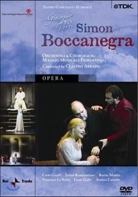 Carlo Guelfi / Claudio Abbado 베르디: 시몬 보카네그라 (Verdi: Simon Boccanegra)