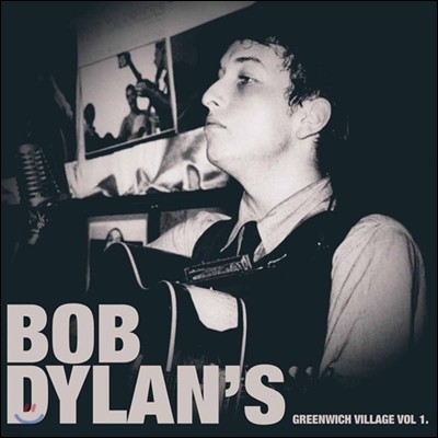 Bob Dylan's Greenwich Village Vol. 1 (밥 딜런의 그리니치 빌리지 1집) [2 LP]