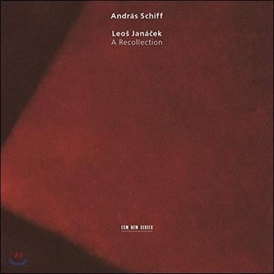 Andras Schiff 야나체크: 피아노 작품집 (Janacek: A Recollection) 안드라스 쉬프