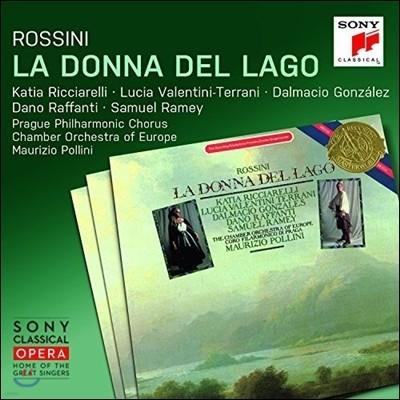 Maurizio Pollini / Katia Ricciarelli 로시니: 호수의 여인 (Rossini: La Donna del Lago) 카티아 리차렐리, 루치아 발렌티니 테라니, 마우리치오 폴리니
