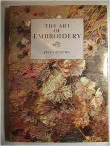 The Art of Embroidery Hardcover