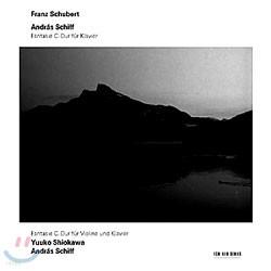 Andras Schiff / Yuuko Shiokawa 슈베르트: 환상곡 (Schubert: Fantasien D760, D934)