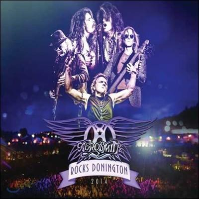 Aerosmith (에어로스미스) - Rock Donington 2014 [3LP+DVD Limited Edition]