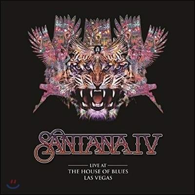 Santana (산타나) - Santana IV: Live At The House Of Blues Las Vegas [3LP+DVD Limited Edition]