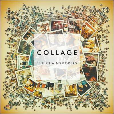 The Chainsmokers (체인스모커스) - Collage (EP) [화이트 컬러 LP]