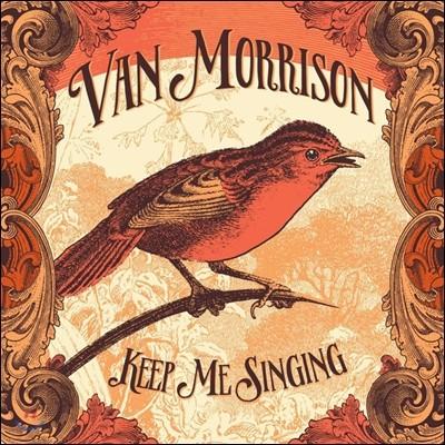 Van Morrison (밴 모리슨) - Keep Me Singing [LP]