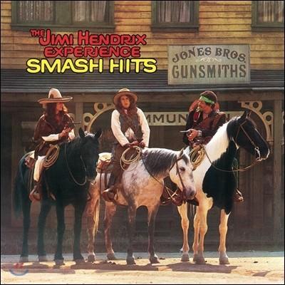 Jimi Hendrix Experience (지미 헨드릭스 익스페리언스) - Smash Hits [LP]