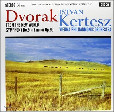 Istvan Kertesz 드보르작: 교향곡 9번 `신세계로부터` [LP]