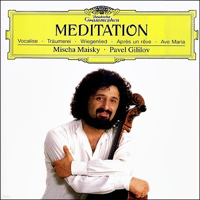 Mischa Maisky 미샤 마이스키 첼로 소품집 - 메디테이션 (Meditation) [180g LP]