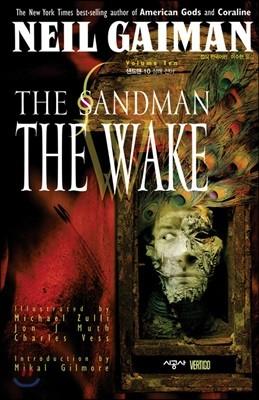 The SandMan 샌드맨 10