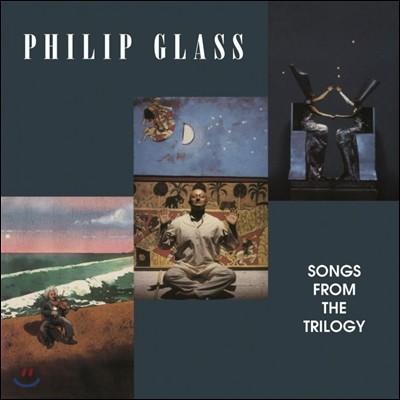 Philip Glass Ensemble 필립 글래스: 오페라 3부작 모음집 - 아크나텐, 해변의 아인슈타인, 사티아그라하 (Philip Glass: Songs From The Trilogy - Einstein on the Beach, Satyagraha, Akhnaten) [LP]