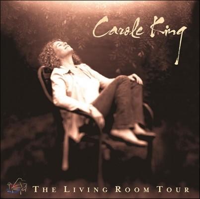 Carole King (캐롤 킹) - The Living Room Tour (2004년 리빙 룸 투어 라이브) [2LP]