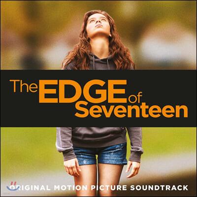지랄발광 17세 영화음악 (The Edge Of Seventeen OST) [오렌지 컬러 2LP]