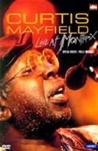Curtis Mayfield - Live At Montreux