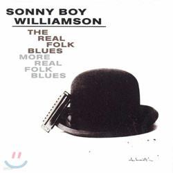 Sonny Boy Williamson - The Real Folk Blues/More Real Folk Blues