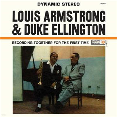 Louis Armstrong & Duke Ellington - Together For The First Time (180G)(LP)