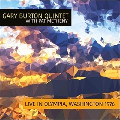 Gary Burton Quintet / Pat Metheny (게리 버튼 퀸텟, 팻 매스니) - Live In Olympia, Washington 1976