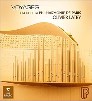 Olivier Latry 오르간 여정 - 오르간 편곡집 (Voyages) 올리비에 라트리