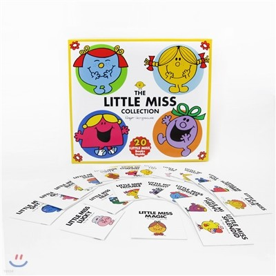 EQ의 천재들 리틀미스 Little Miss 베스트 오브 베스트 20권 영어 박스세트