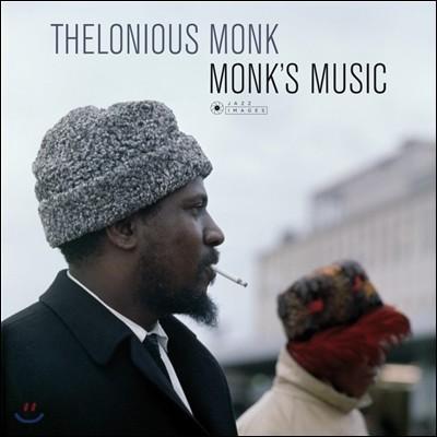 Thelonious Monk (텔로니어스 몽크) - Monk's Music [LP]